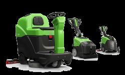 自動洗地機|權能國際