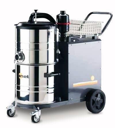 工業用吸塵器PLANET130-2F 權能國際
