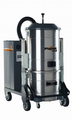 工業用吸塵器PLANET450|權能國際