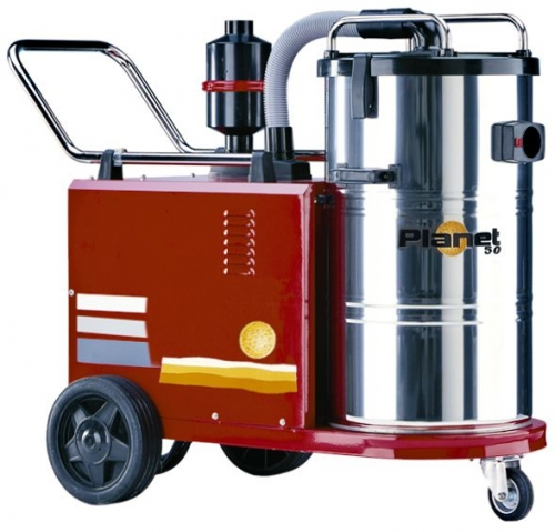 工業用吸塵器PLANET50 權能國際
