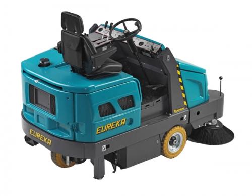 工業用自動掃地機MAGNUM 權能國際
