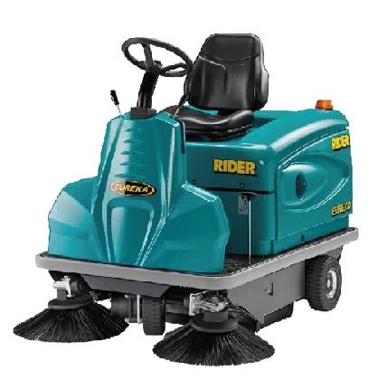 工業用自動掃地機RIDER|權能國際