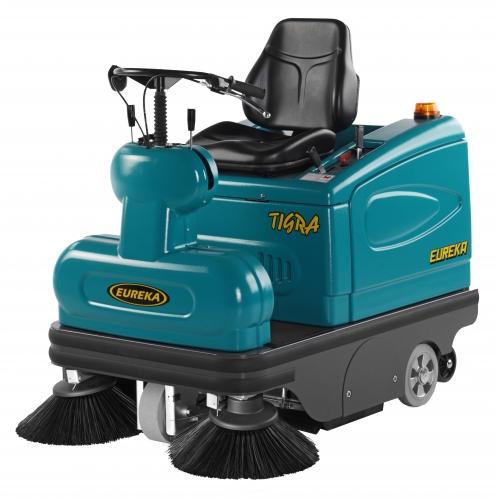 工業用自動掃地機TIGRA|權能國際