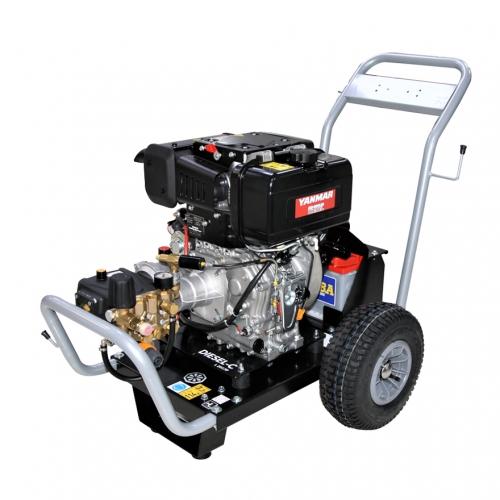 引擎式高壓清洗機DIESEL-CL2017PD|權能國際