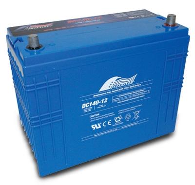 FULLRIVER深循環產業用電池DC140-12 權能國際