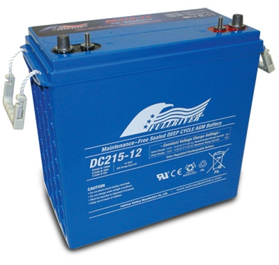 FULLRIVER深循環產業用電池DC215-12 權能國際