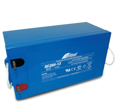 FULLRIVER深循環產業用電池DC260-12|權能國際