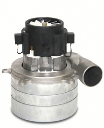 吸塵器(吸塵機)真空馬達-三層風牒渦輪(側吹式)(乾溼兩用)|權能國際