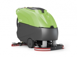 電瓶式自動洗地機CT105|權能國際