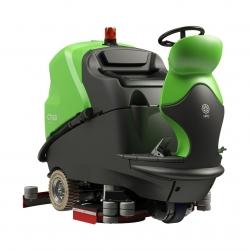 駕駛式自動洗地機CT160|權能國際