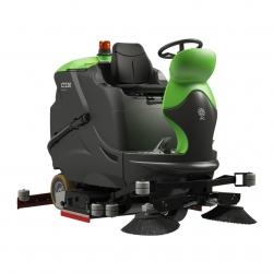 駕駛式自動洗地機CT230|權能國際