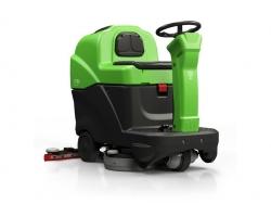 駕駛式自動洗地機CT80|權能國際