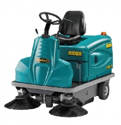 RIDER 工業用自動掃地機