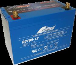 FULLRIVER深循環產業用電池DC105-12 權能國際