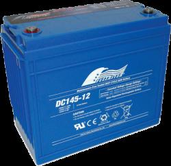 FULLRIVER深循環產業用電池DC145-12|權能國際