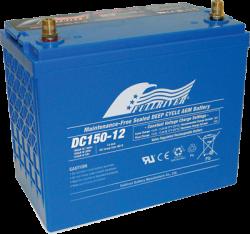 FULLRIVER深循環產業用電池DC150-12 權能國際