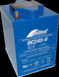 FULLRIVER深循環產業用電池DC245-6|權能國際