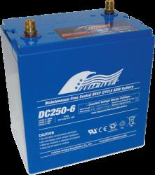 FULLRIVER深循環產業用電池DC250-6 權能國際
