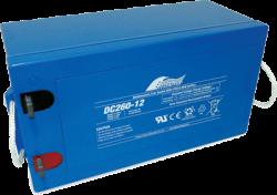 FULLRIVER深循環產業用電池DC260-12 權能國際