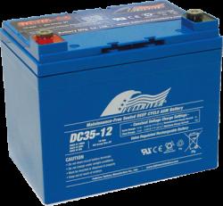 FULLRIVER深循環產業用電池DC35-12 權能國際
