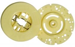 洗地機專用菜瓜布鎖片組LOK-3|權能國際