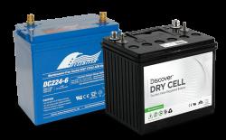 深循環電池DC105-12V|權能國際